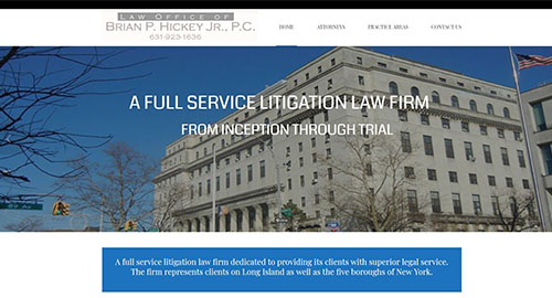 Law Office of Brian Hickey
