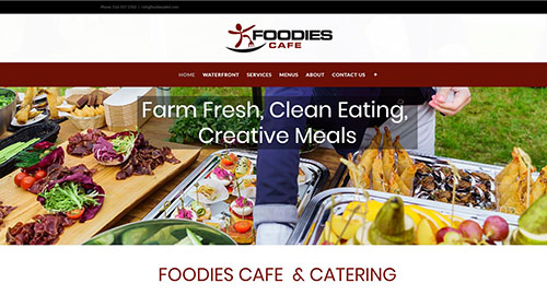 Foodies Cafe Catering
