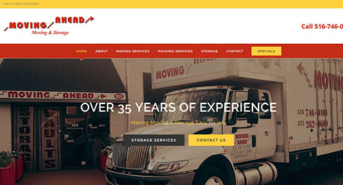 Moving Ahead Moving and Storage Company