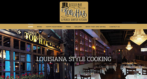 Top Hat Oyster Bar & French Quarter Kitchen